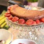 A decadent French dessert called gâteau au chocolat fondant. This decadent chocolate cake will literally melt in your mouth! | Basilmomma.com