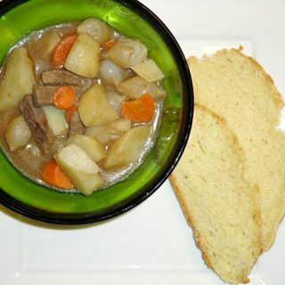 Guinness Beef Stew {St. Patrick's Day Recipes}