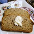 Soft and moist, this zucchini bread recipe is just like the one your mom makes, only better... because it's MY mom's recipe! | basilmomma.com