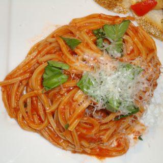Garlic Red Pasta Sauce