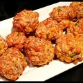 Spicy Cheddar Sausage Balls Recipe from basilmomma.com