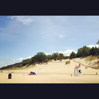 Indiana Dunes and The Inn at Aberdeen…..