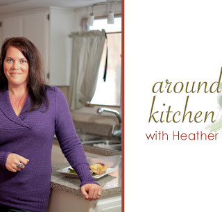 Introducing…Around the Kitchen Sink!