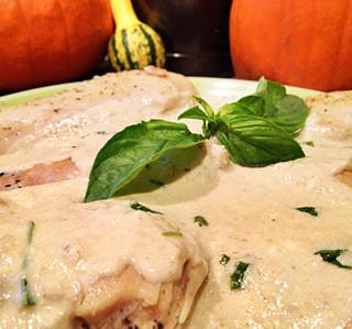 Creamy Dijon Herb Chicken Skillet Dinner