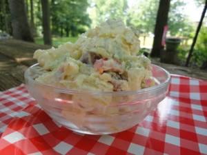 The best potato salad recipe I've ever made! | basilmomma.com