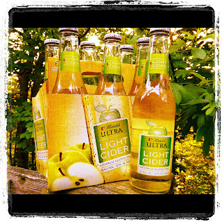 Michelob Ultra Light Hard Cider…..