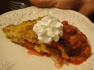 Strawberry-Rhubarb Pie…Oh My!
