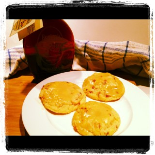 Maple Bacon Cookies #VZWSG