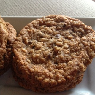 Oatmeal Chocolate Chip Cookies and a Mystery