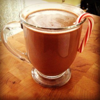 Hot Chocolate and Taking a Break-My column in the Greenwood Daily Journal This week