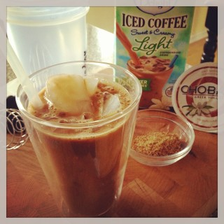 Lighten up your day with International Delight Light Iced Coffee