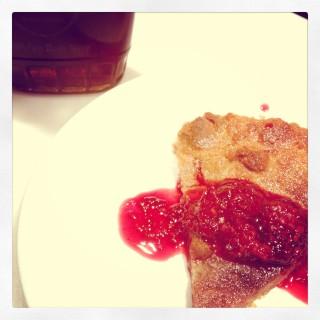 Sugar Cream Tart-Not Your Grandmother's Dessert…