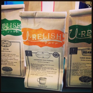 U-Relish Farms and the Indy downtown Cultural Trail on #KitchenSinkRadio AND a Giveaway!