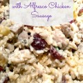 Mediterranean Skillet with Alfresco Chicken Sausage