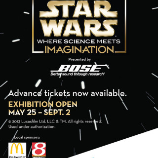 Star Wars is coming to the Indiana State Museum