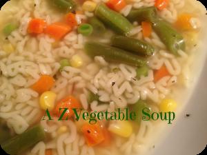 a z soup