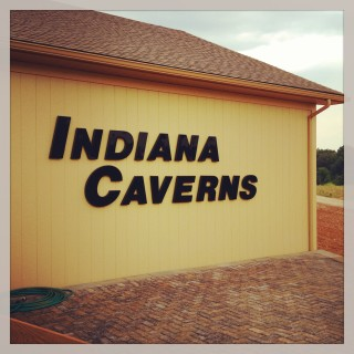 Indiana Caverns Opening Weekend! Repost