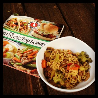 101 Stovetop Suppers Review, Recipe and Giveaway!