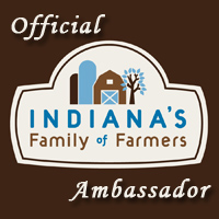 Follow the Recipe Trail at the Indiana State Fair with Indiana Family of Farmers~ Giveaway