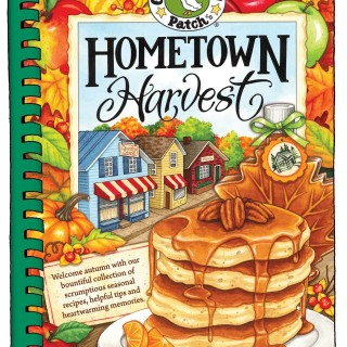 Hometown Harvest by Gooseberry Patch ~ Cookbook Giveaway
