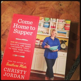 Ice Cream Rolls and a Week of Cooking From Come Home to Supper by Christy Jordan