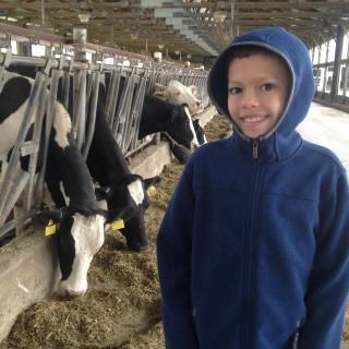 Fall Farm Fun in Indiana
