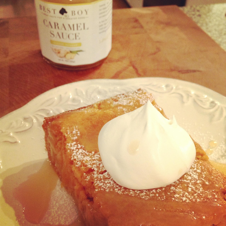 Pumpkin Butter Cake