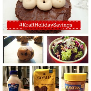 Easy Recipes: Broccoli Salad,Coffee Brownies and Cherry Chocolate Peanut Butter Cookie Dough Balls