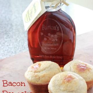 Bacon Pancake Muffins