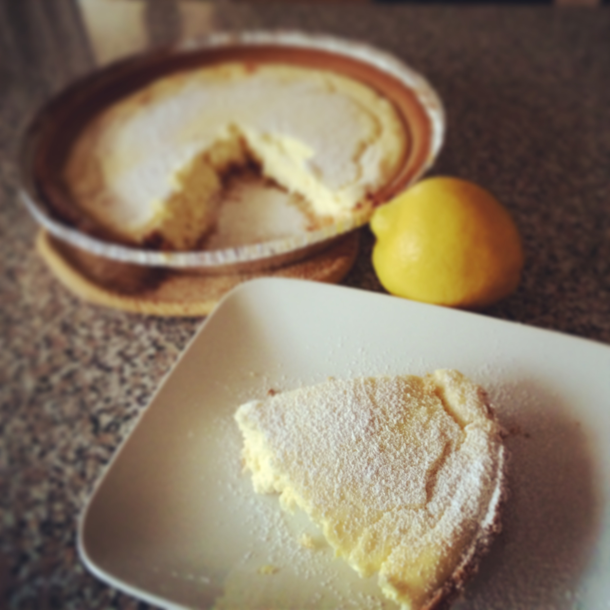 The best easy cheesecake recipe I've ever made! This lemon cheesecake is light and fluffy and it isn't fussy to make like some cheesecakes are. Get the recipe from @basilmomma