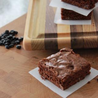 Black Bean Brownies- Using Hurst Beans