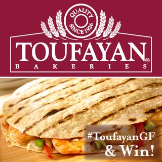 Tell Toufayan How YOU Live Gluten Free #ToufayanGF #Celiac
