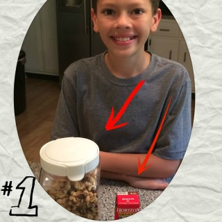 DIY Trail Mix- Kid Approved!