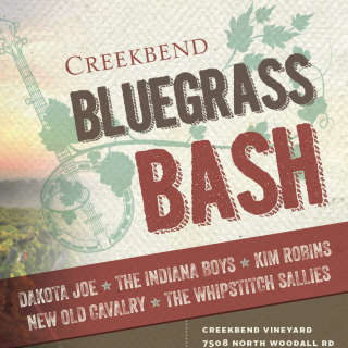 Third Annual Oliver Winery Bluegrass Bash