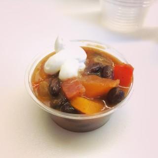 Black Bean Pumpkin Chili {Slow Cooker or Instant Pot}