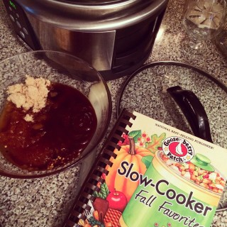 Gooseberry Patch Slow-Cooker Fall Favorites Cookbook {Giveaway}