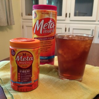 Metamucil Recipes :Fiber-Filled Muffins and 2 Quick Drink Recipes @MetaHealth #spon