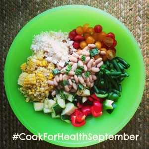 #CookForHealthSeptember