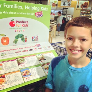 Kick off the new school year with time saving, healthy, family meal ideas, and let Produce for Kids help!