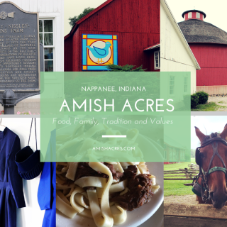 A Trip to Amish Indiana