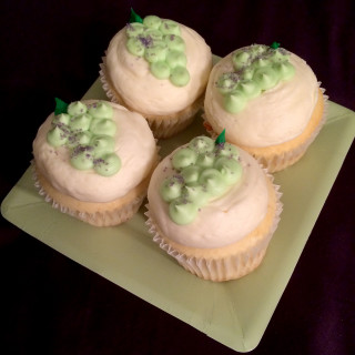 Traminette Wine Cupcakes Now at Gigi's in Indiana!