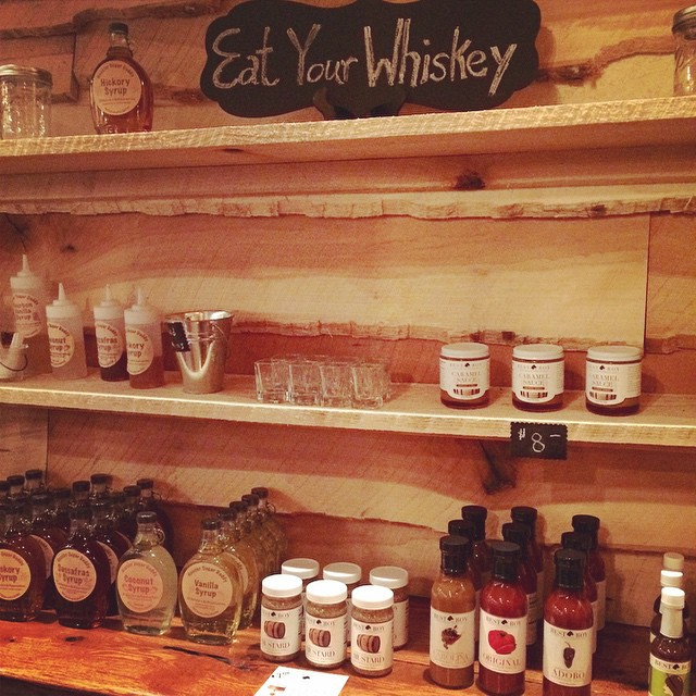 Be sure to grab some @bestboyandco when you visit Bear Wallow Distillery in Nashville, In. Did you know they use all Indiana grown grains in their spirits?