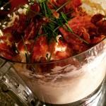 Bacon Gouda Cheese Dip