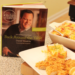 "Skinny Fried Chicken – An ""In the Kitchen with David"" Cookbook Review"