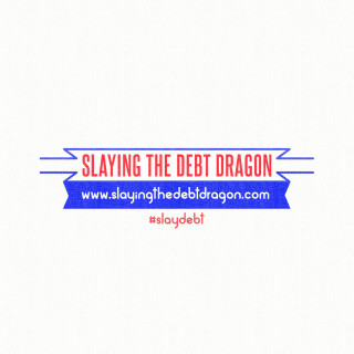 Slay Debt with Book: Slaying the Debt Dragon by Cherie Lowe #SlayDebt