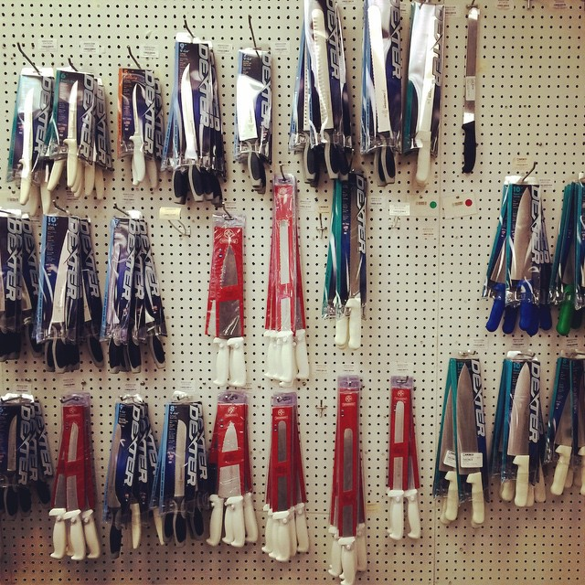 I'll take all the knives @ZescoProducts open to the public ya'll! #indy #onlinetoo