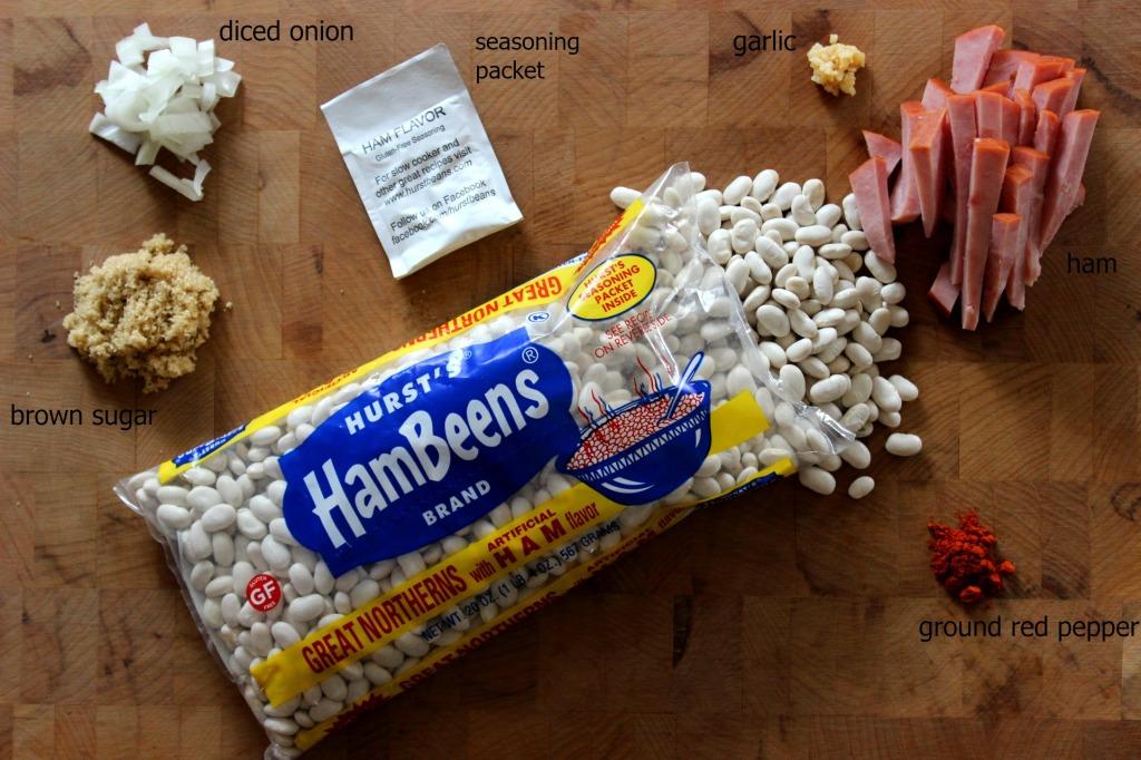 White Beans and Leftover Ham 1