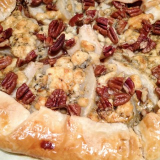 Savory Vegetarian Galette Recipe