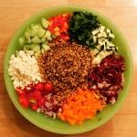 Farro Chopped Salad