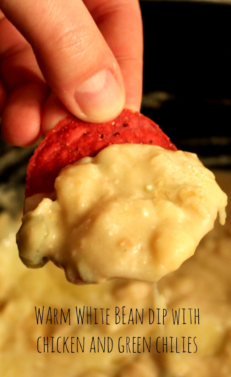Warm White Bean Dip Recipe